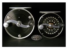 Fly Reels by Stanley Bogdan Fly Reels, Fly Fishing, School, Check, Vintage, Fly Tying, Projects, Pinwheels, Schools