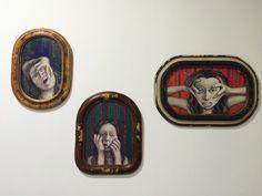 Andrey Rossi – Artista brasileiro, retratos pinturas;