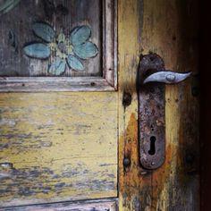 Myshabbylittlelife — Old and charming door By myshabbylittlelife