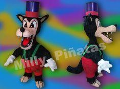 Piñata Lobo Feroz, Milly piñatas exclusivas