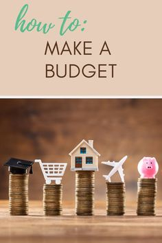 Odds are that life is going to get a bit tight (if it hasn't already). Now is the perfect time to get your finances under control and Make a Budget! Making A Budget, Budgeting 101, How To Get, How To Plan, Financial Goals, Ways To Save Money, Frugal, Saving Money, You Got This