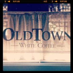 And you thought you've seen it all from Oldtown right? Wrong! Welcome to Oldtown's first French/British Brasserie!