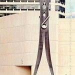 Claes Oldenburg, clothspin