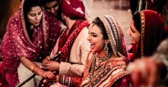#Bride#Jodhpur#lovely expression#indian wedding#bride of jodhpur#photography#wedred Photo: Danish Hurzook