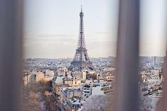 La magie de Paris. by Valeria Schettino (flickr)
