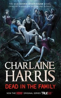Dead in the Family by Charlaine Harris. Got my copy last week. At long last.