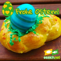 Frohe Ostern! Food, Happy Easter, Food Food, Backen, Food Recipes, Meal, Essen, Hoods, Meals