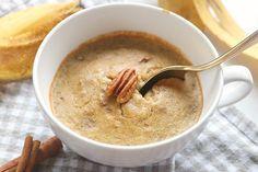 Easy Banana Bread in a Mug Recipe