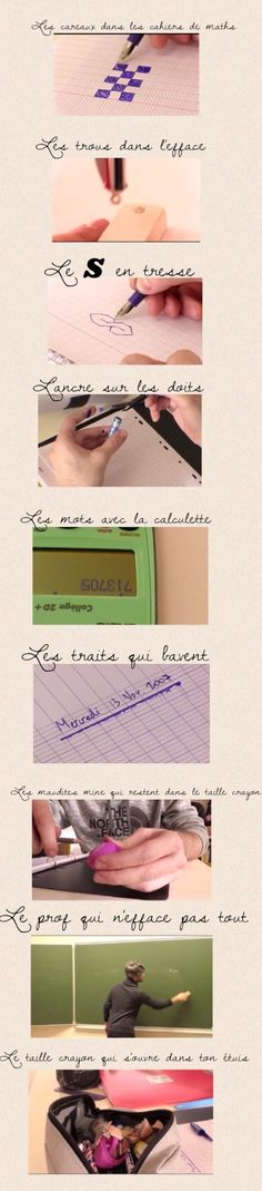 On adore Citation Souvenir, Some Jokes, School Memories, So True, Troll, The Dreamers, Youtubers, Haha, Funny Pictures