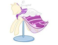 Gala Dress by Sitrophe on DeviantArt