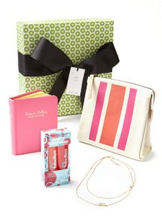 BFF gift box! Curated by Olivia Palermo, Rachel Zoe and Jessica Alba! cc @Piperlime®®