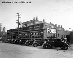Used Car Dealerships In Albuquerque >> 1000+ images about Vintage car dealership on Pinterest ...