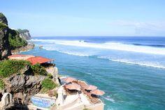 Pristine Beach,Suluban Beach, Bali, Indonesia