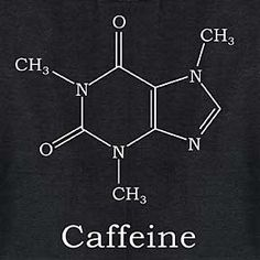 compuesto quimico de la cafeina - Buscar con Google