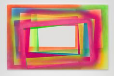 Exhibition of new work by British artist Eddie Peake on view at White Cube Hong Kong