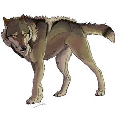 lock male wolf is always alone because his mate died in a battle but he used to be very dedicated to help others and he still does