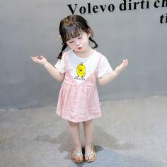 Cute Asian Babies, Korean Babies, Cute Babies, Summer Baby, Spring Summer, Cute Kids, Kids Outfits, Kids Fashion, Flower Girl Dresses