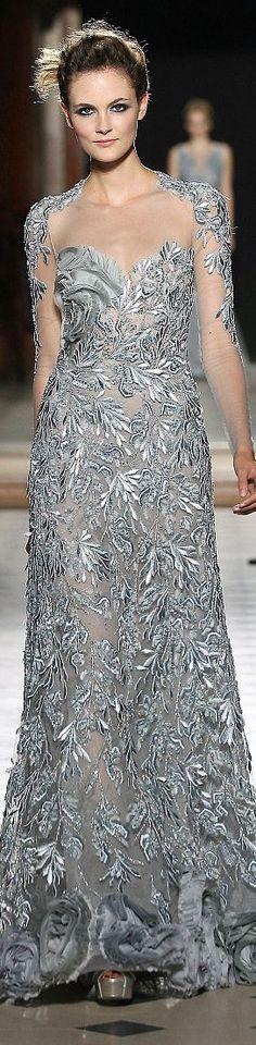 Tony Ward fall winter 2015/16 couture