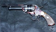 The LeMat Revolver Find our speedloader now!  http://www.amazon.com/shops/raeind