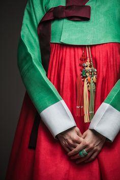 hanbok #Korea traditional dress