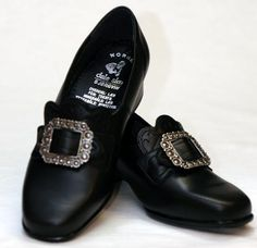 Norwegian Bunad shoes