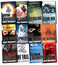 CHERUB Book Series by Robert Muchamore Free Download PDF