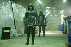 "#Arrow #Season5 #5x10 ""Who Are You?"" Promotional Photos"