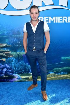 Dominic Sherwood Photos - Actor Dominic Sherwood attends The World Premiere of Disney-Pixar's FINDING DORY on Wednesday, June 2016 in Hollywood, California. - The World Premiere of Disney-Pixar's 'Finding Dory' Dominic Sherwood, Katherine Mcnamara, Cassie Scerbo, Worst Celebrities, Finding Dory, In Hollywood, Hollywood California, People Dress, Smart Casual