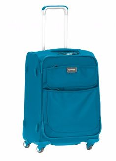 Perfect foldable wheeled carry-on bag