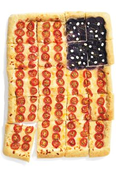 Serve Up a Patriotic Pizza This Fourth of July
