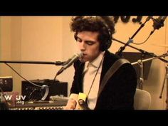 """Noah and the Whale - """"Wild Thing"""" (Live in at WFUV)"""