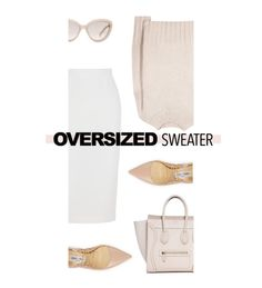 """Senza titolo #432"" by anthy ❤ liked on Polyvore featuring Jimmy Choo, Roland Mouret, Prada and The Row"
