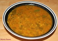VENDAYAKEERAI | METHI LEAVES | FENUGREEK LEAVES SAMBAR- http://akimas.blogspot.com/2014/03/vendayakeerai-sambar-methi-leaves.html