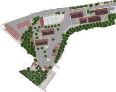 Centre Rosalie Javouhey Site Masterplan