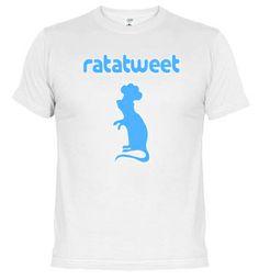 Camiseta Ratatweet