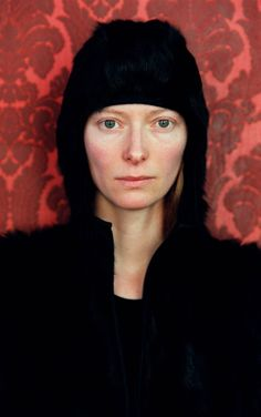 Tilda Swinton (I should really just have a board just for her.)