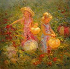 """Lanters"" by  Diane Leonard"