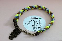 üilla design : bracelet tressé vegan liberty / home made https://www.etsy.com/fr/shop/uilladesign?ref=hdr_shop_menu