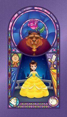 princess Belle | Girl in The Castle by Jerrod Maruyama, via Flickr