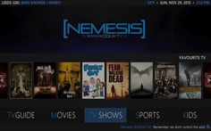 Best Kodi Build 2016 | How to Install Nemesis Kodi