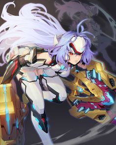 Xeno Series, Character Art, Character Design, Xenoblade Chronicles 2, Manga Pictures, Gray Background, Violet Eyes, Art Reference, Cool Art