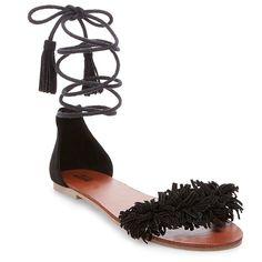 Women's Ginger Slide Sandals Mossimo Supply Co. - Black