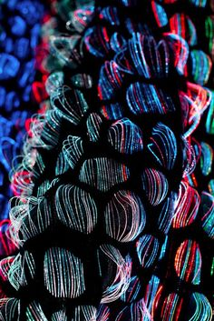 Glowing Textiles Steal This Year's Stockholm Furniture Fair | The Creators Project
