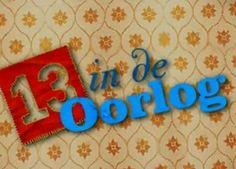 13 in de oorlog: 13 afleveringen over kinderen in de Tweede Wereldoorlog.