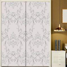 αυτοκόλλητα ντουλάπας :: Αυτοκόλλητο ντουλάπας No 19 Room Divider, Decor, Furniture, Home, White, Home Decor, Room