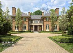 $5.495 Million Brick Home In Lake Forest, IL