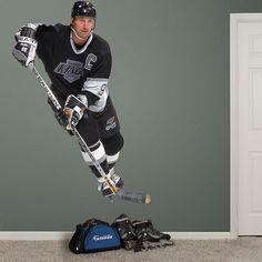 Wayne Gretzky Fathead – Peel & Stick Wall Decal | LA Kings