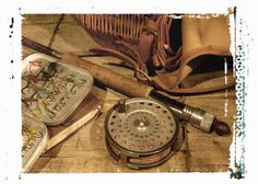 Fishing Art: Fly Fishing Equipment - Choosing Fly Rods
