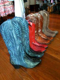Ladies Lacer Cowboy Boots | Vintage Purple Women Justin Lace Up ...