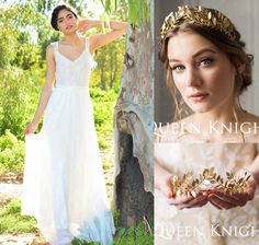 Shop affordable Western Style Vintage Handmade Laurel Olive Gold Hair Hoop Crown at June Bridals! Over 8000 Chic wedding, bridesmaid, prom dresses & more are on hot sale. Flower Girl Dresses, Prom Dresses, Wedding Dresses, Hair Hoops, Gold Hair, Chic Wedding, Bridal Accessories, Bridesmaid, Crown